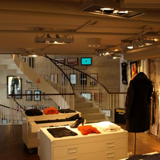 Levis - Flagship store Berlin
